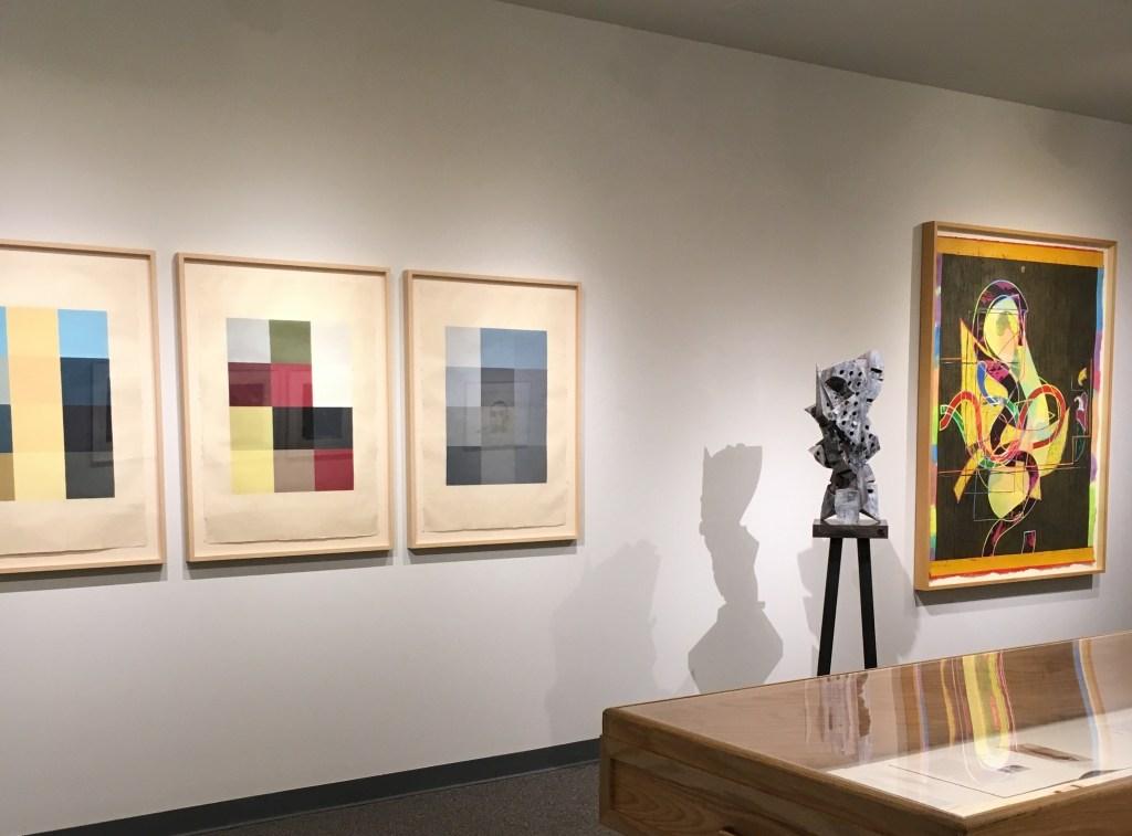 Roy Lichtenstein, Susan Rothenberg, Jim Dine