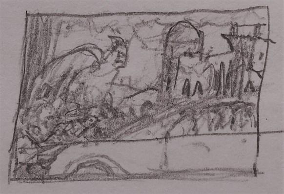 Long Journey Sketch