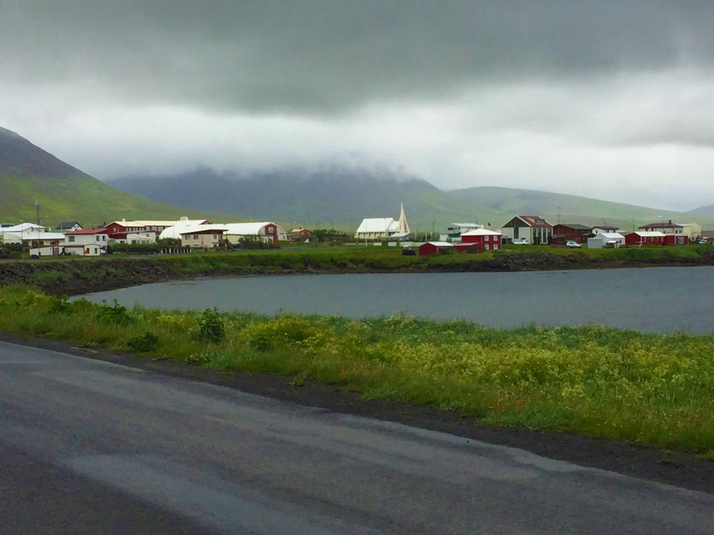 1. Village of Skagaströnd