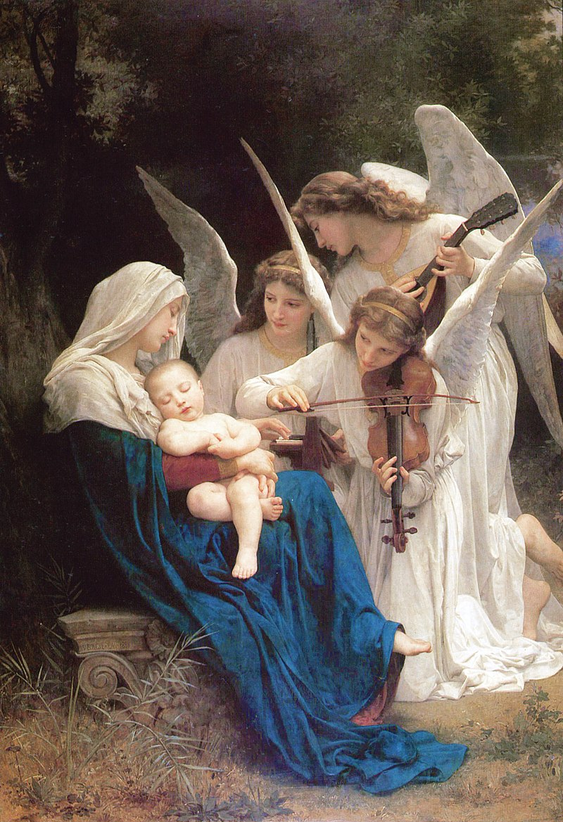 Virgins and the Angels, 1881