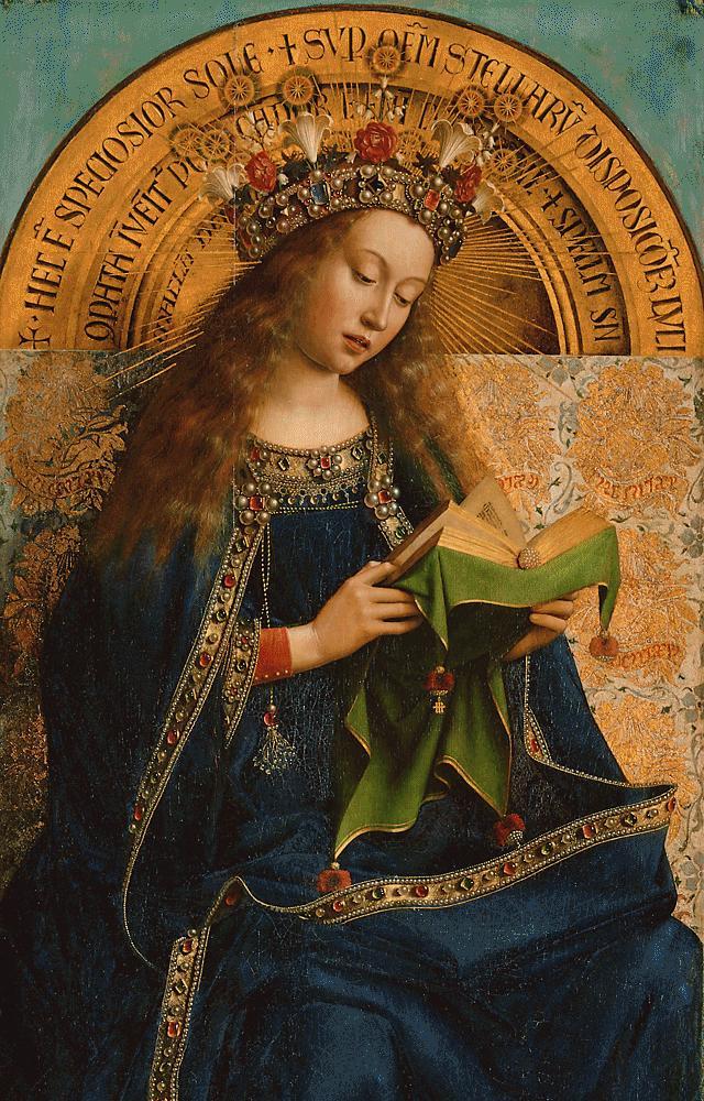 Jan van Eyck, Ghent Altarpiece, 1420s-32