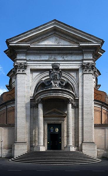 Bernini, Church of Saint Andrew's at the Quirinal, 1658-61