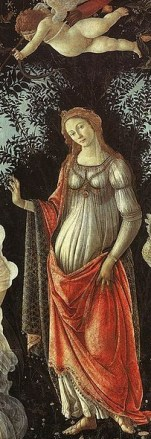 Botticelli, Primavera, 1477-1482