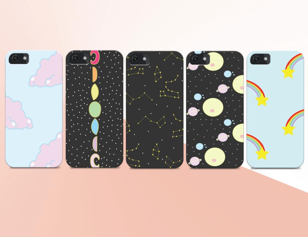 Lizzy - Cel Phone Case Designs