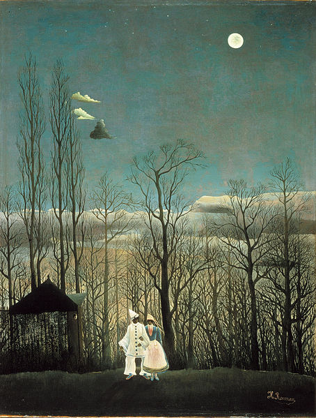 Henri Rousseau, A Carnival Evening, 1886