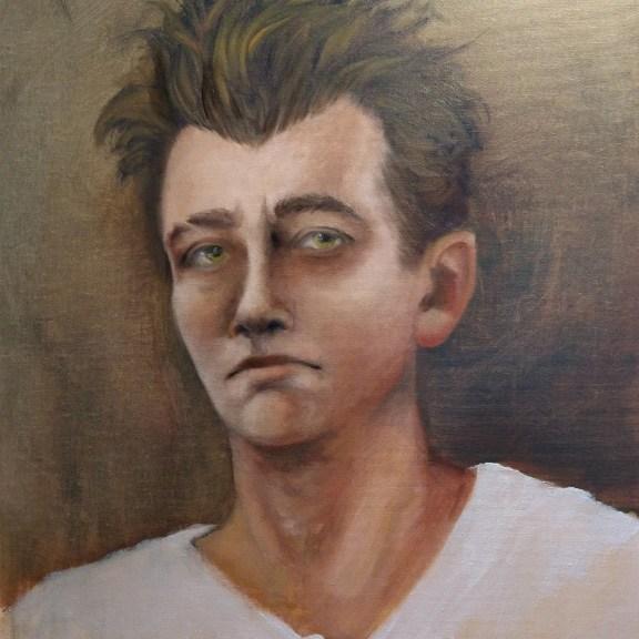 Tumnus Moran Self-Portrait Take 1