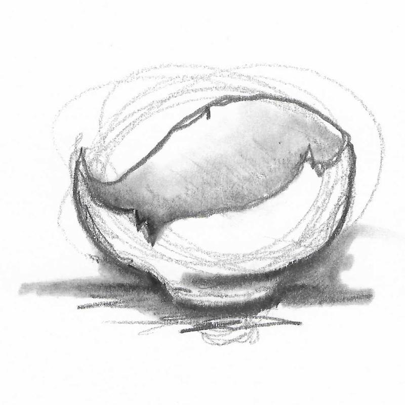 Tumnus Moran Ceramics Doodles