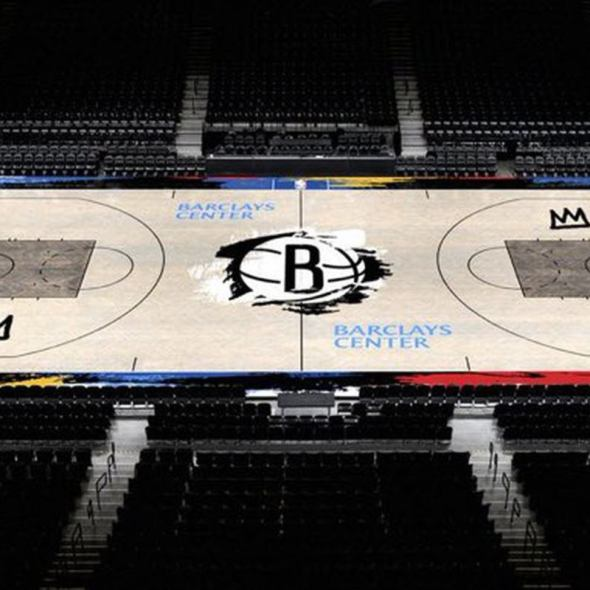 Basquiat-Inspired Nets Court
