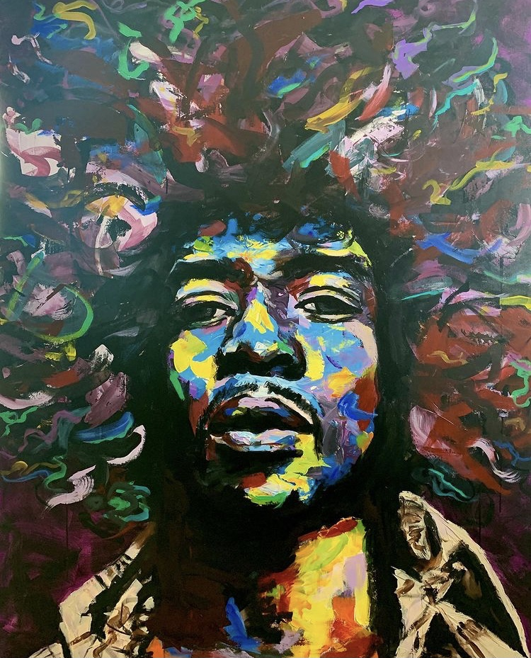 Hendrix 3, Andre Simmons