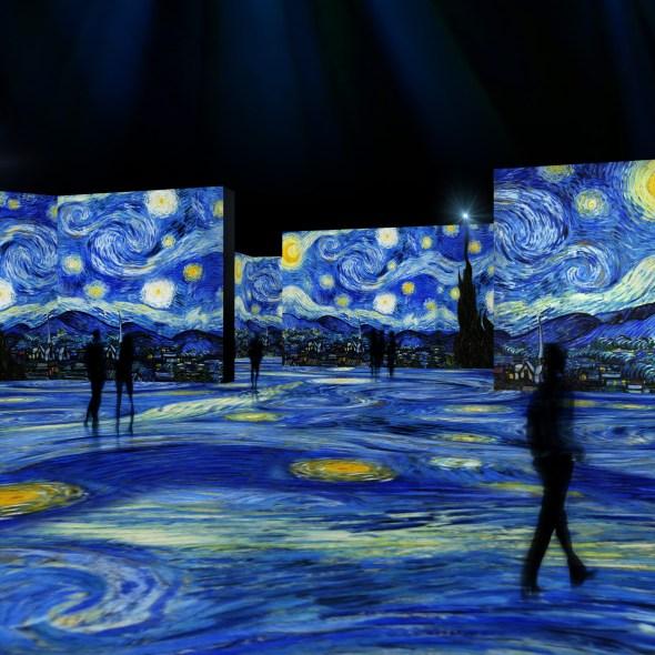 Immersive Van Gogh 1