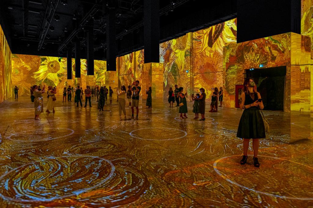 Immersive Van Gogh 2