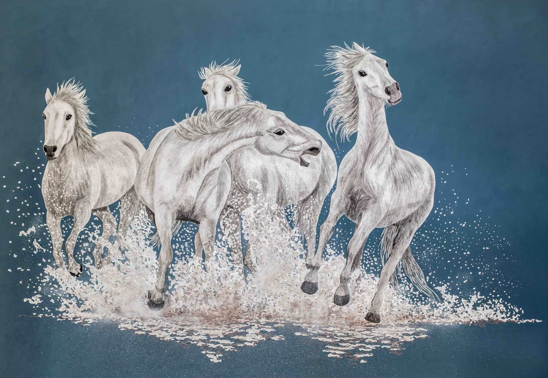 UNBROKEN - Camargue Horses, Hannah Jensen