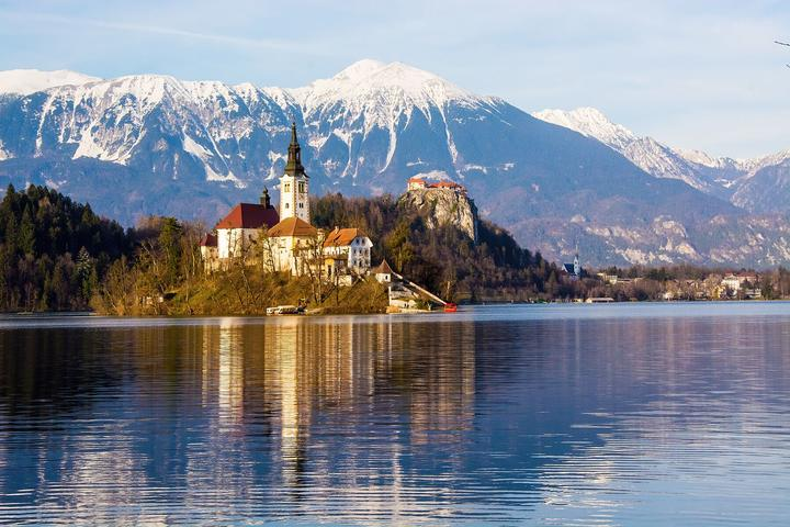 Crystal Contemplation - Lake Bled, Slovenia