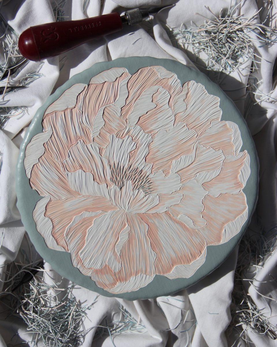 Flower Hannah Jensen