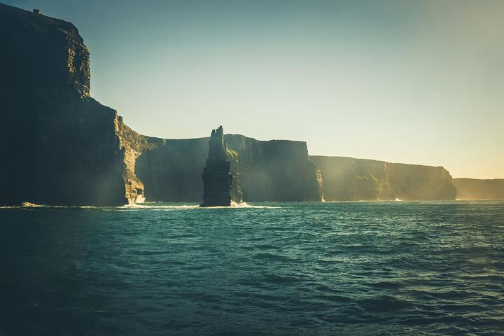The Edge - Cliffs of Moher, Ireland