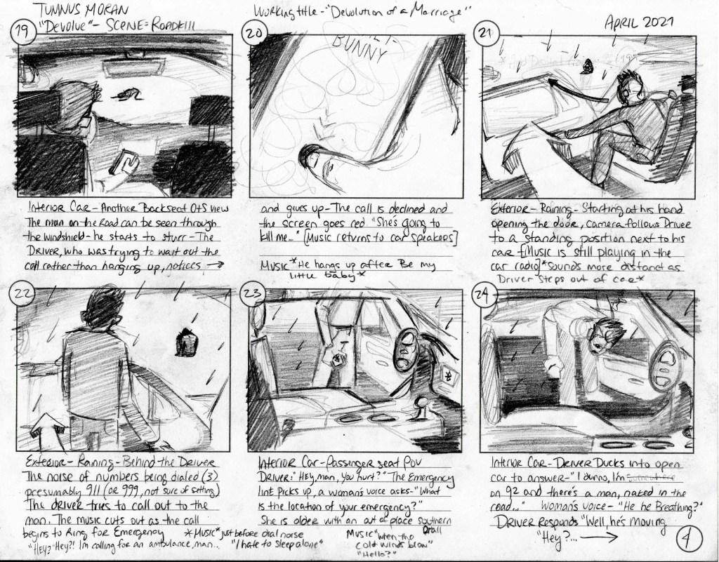 Tumnus Moran Storyboarding Page 4