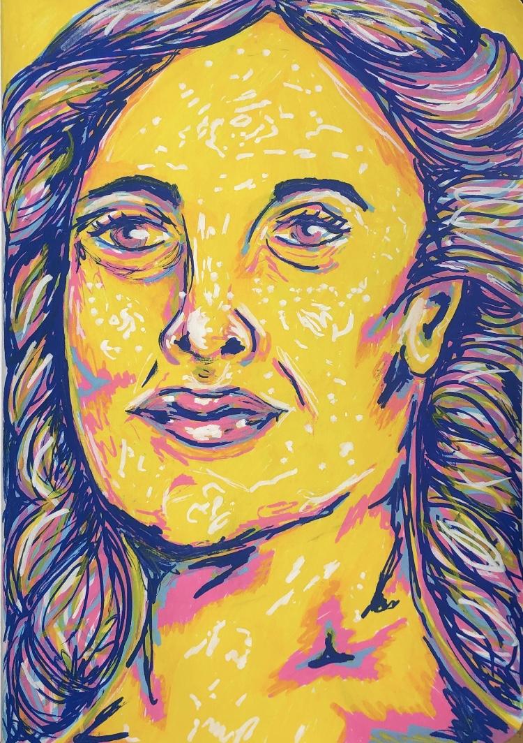 Jillian Carroll Portrait of a Woman