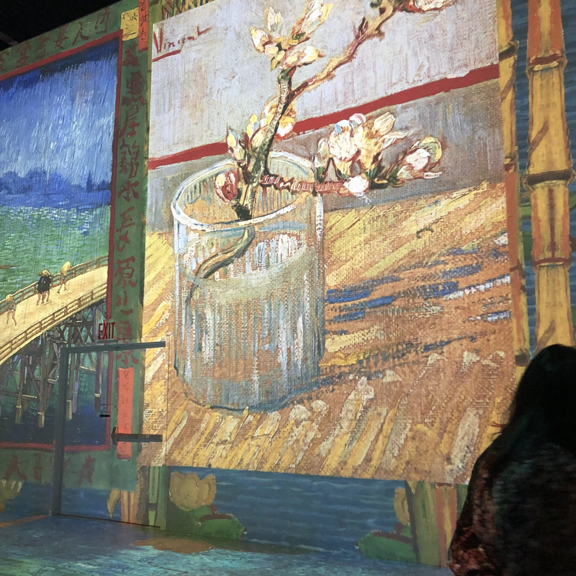 Van Gogh, Blossoming Almond Branch in a Glass