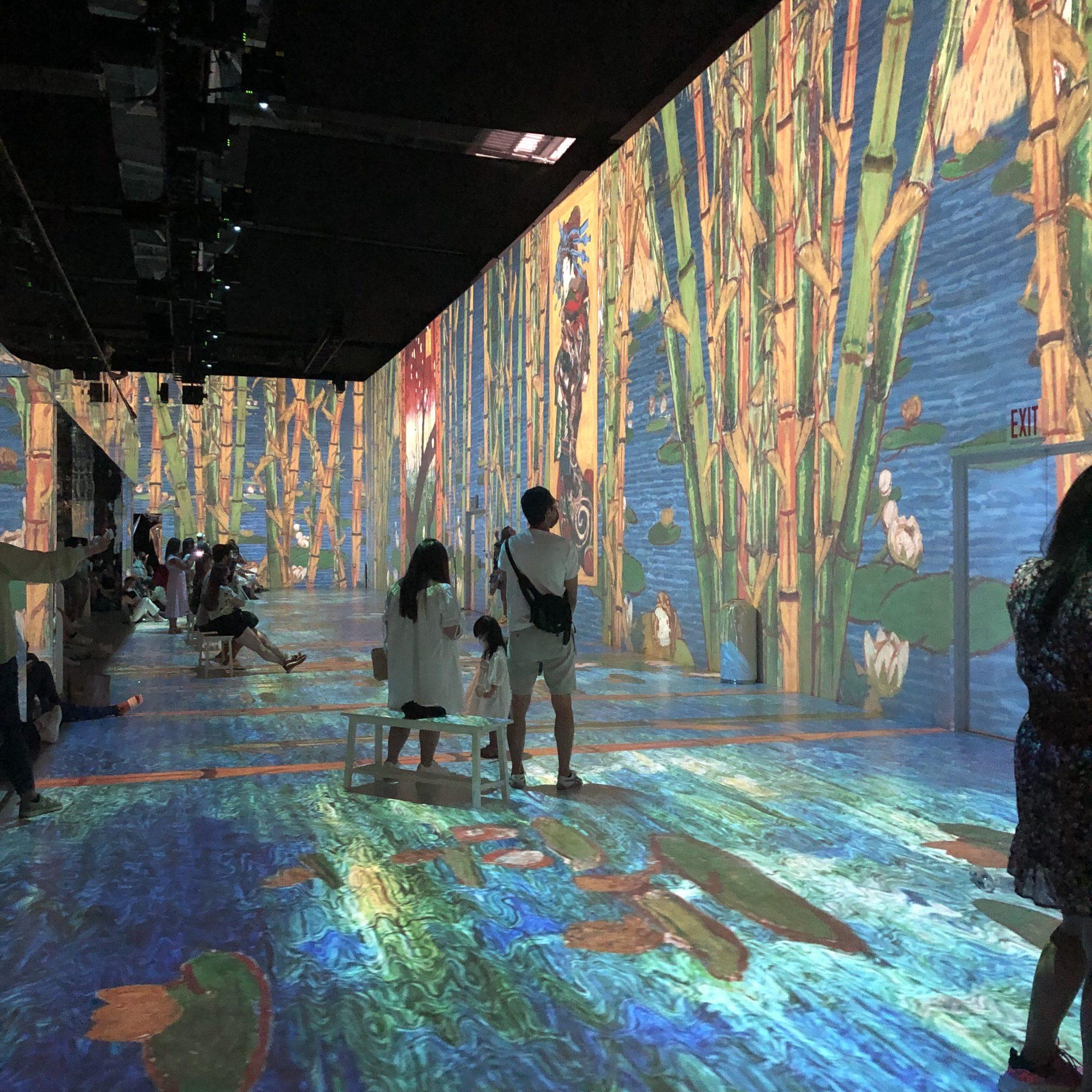 Van Gogh Japanese Inspired