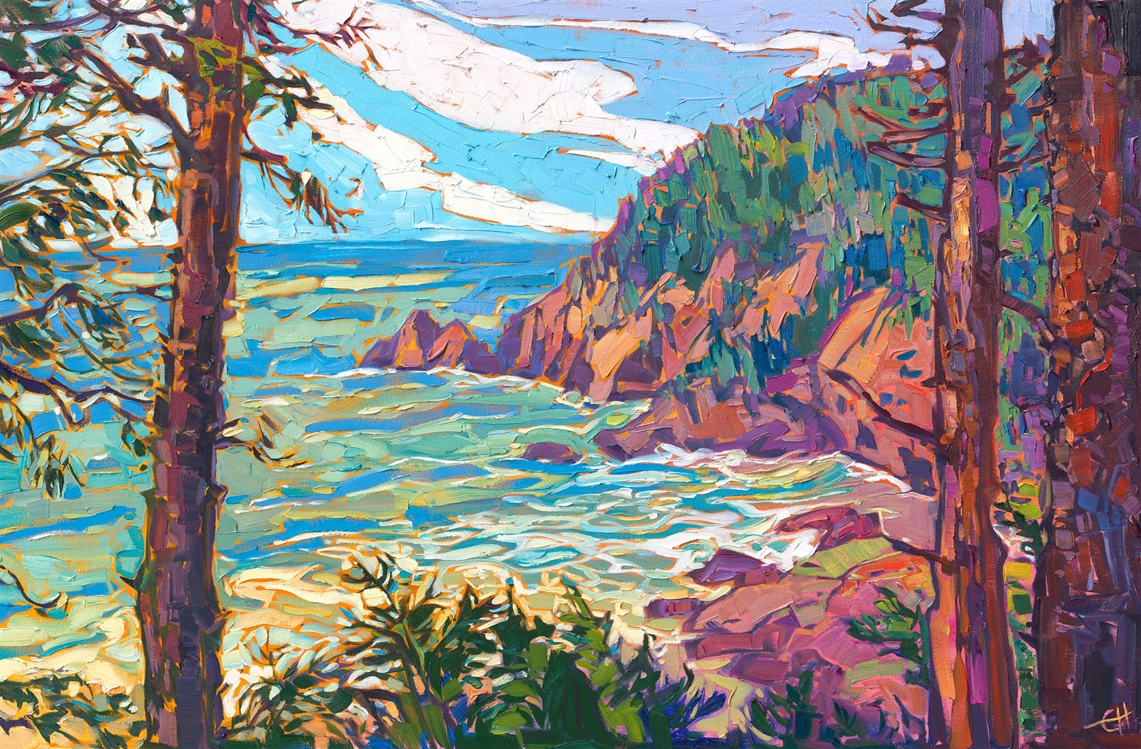 Erin Hanson, Northern Coastline