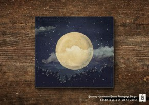 Album cover for Long Night Moon by Reckless Kelly