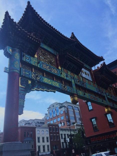 Chinatown Friendship Archway