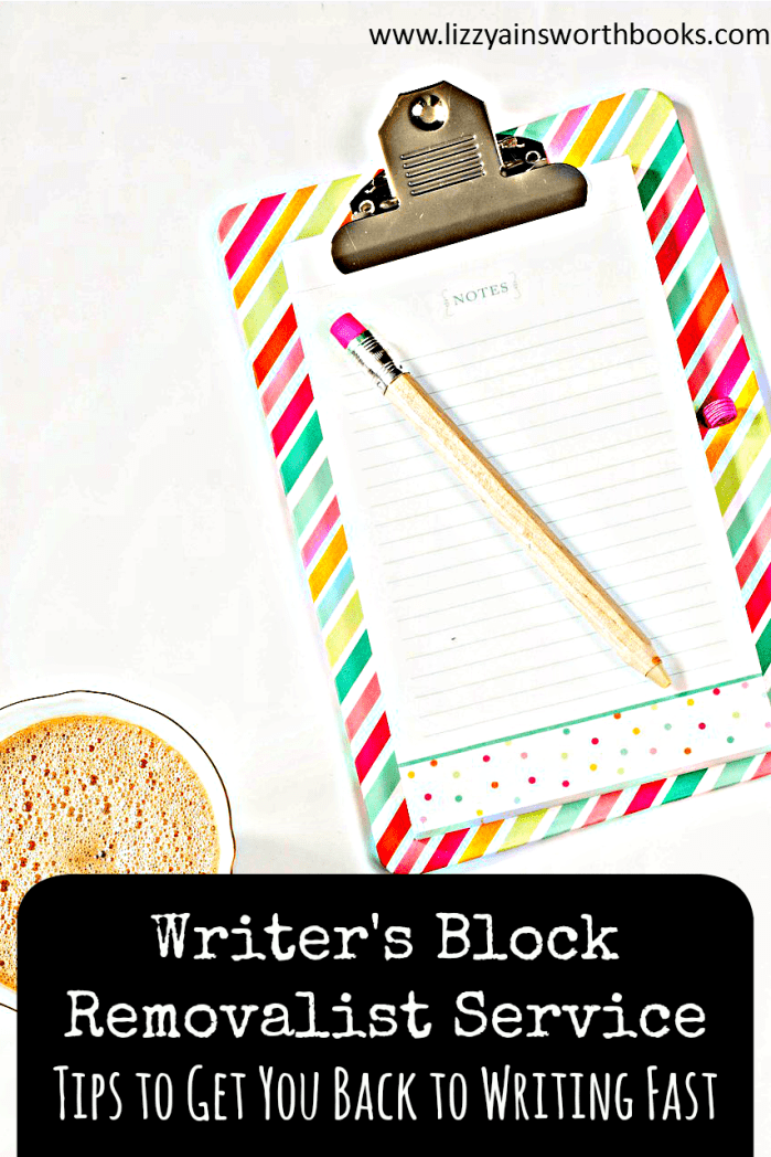 Tips to Remove Writer's Block