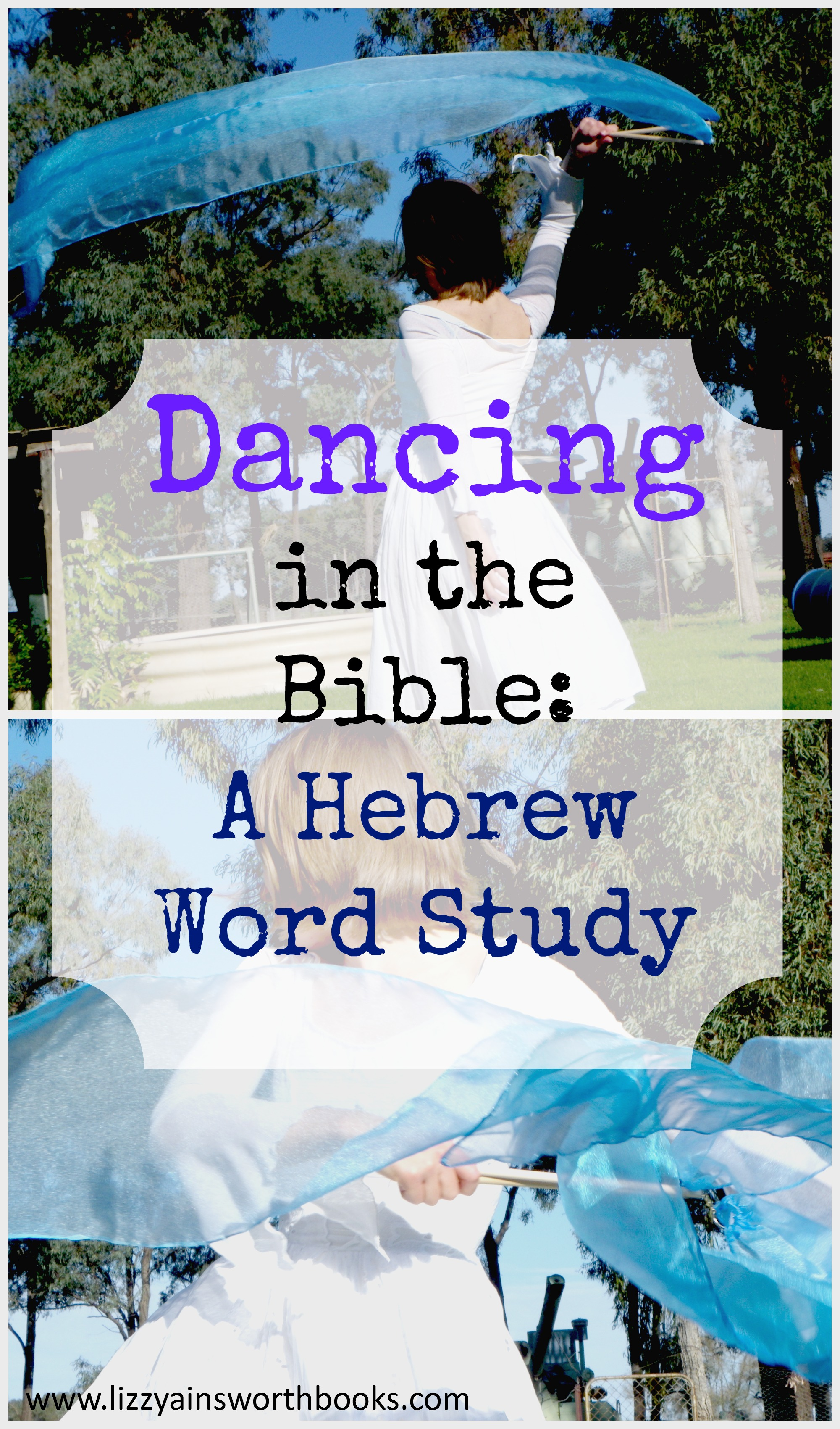 Dancing in the Bible - A Hebrew Word Study - Where Deep Calls to Deep