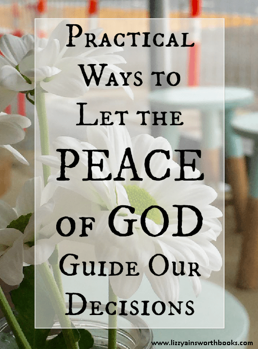 Prayer, Peace and Hearing From God