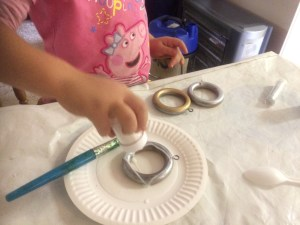 Curtain Ring Craft