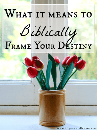 Frame Your Destiny Daily Overcoming Prayer Verses