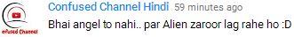 taher shah angel