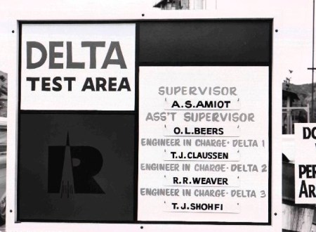 Rocketdyne Archives_Delta Test Area