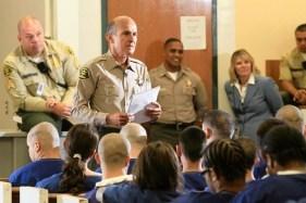 Sheriff Lee Baca Annual Deputy-Inmate Reunion Luncheon