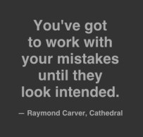 Raymond Carver - Cathedral_Where Excuses Go to Die