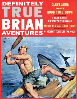 TRUE BRIAN WILLIAMS ADVENTURES_Where Excuses Go to Die