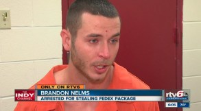 Nelms said he is homeless after being kicked out of his parents' house following his release from jail_Where Excuses Go to Die