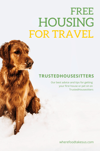 Looking for the cheapest way to travel? Try Trusted Housesitters! With house sitting opportunities all over the world, you can find FREE housing and make a furry friend!