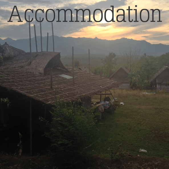 accomodation in south east asia
