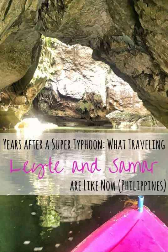 samar tourist spots Traveling Leyte and Samar. leyte tourist spots