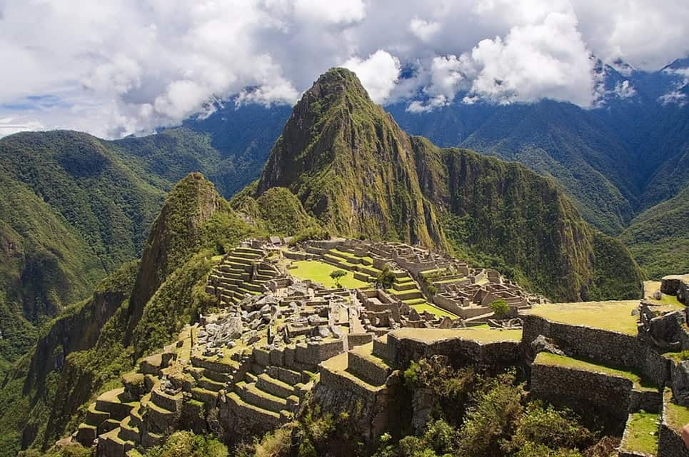 7 Best Places to Visit in South America   Where in the World is Nina  People from around the world come to trek in what was intended to be a  palace for a former Incan emperor