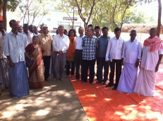 Village Cooperative with CCD and village executives