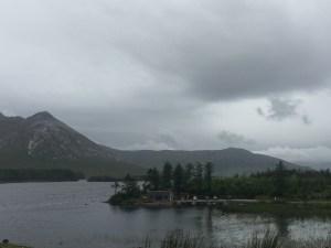 The dark side of Connemara