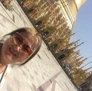 Shwedagon Paya the Golden Temple