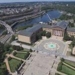 The Art Museum Aerials