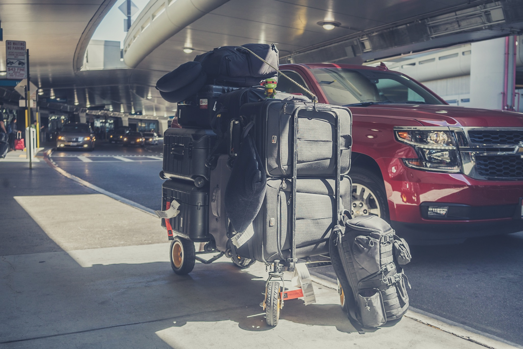 What To Do With Luggage For A Late Flight