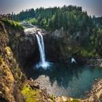 Day 2   Snoqualme Falls