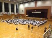 My entire school