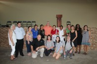Our Group with the Principal of La Salle School and Nicaraguan Teachers