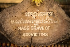 Mass Grave of 450 Victims